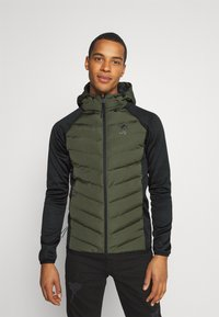 Gym King - BONES TECH JACKET - Light jacket - khaki - 0