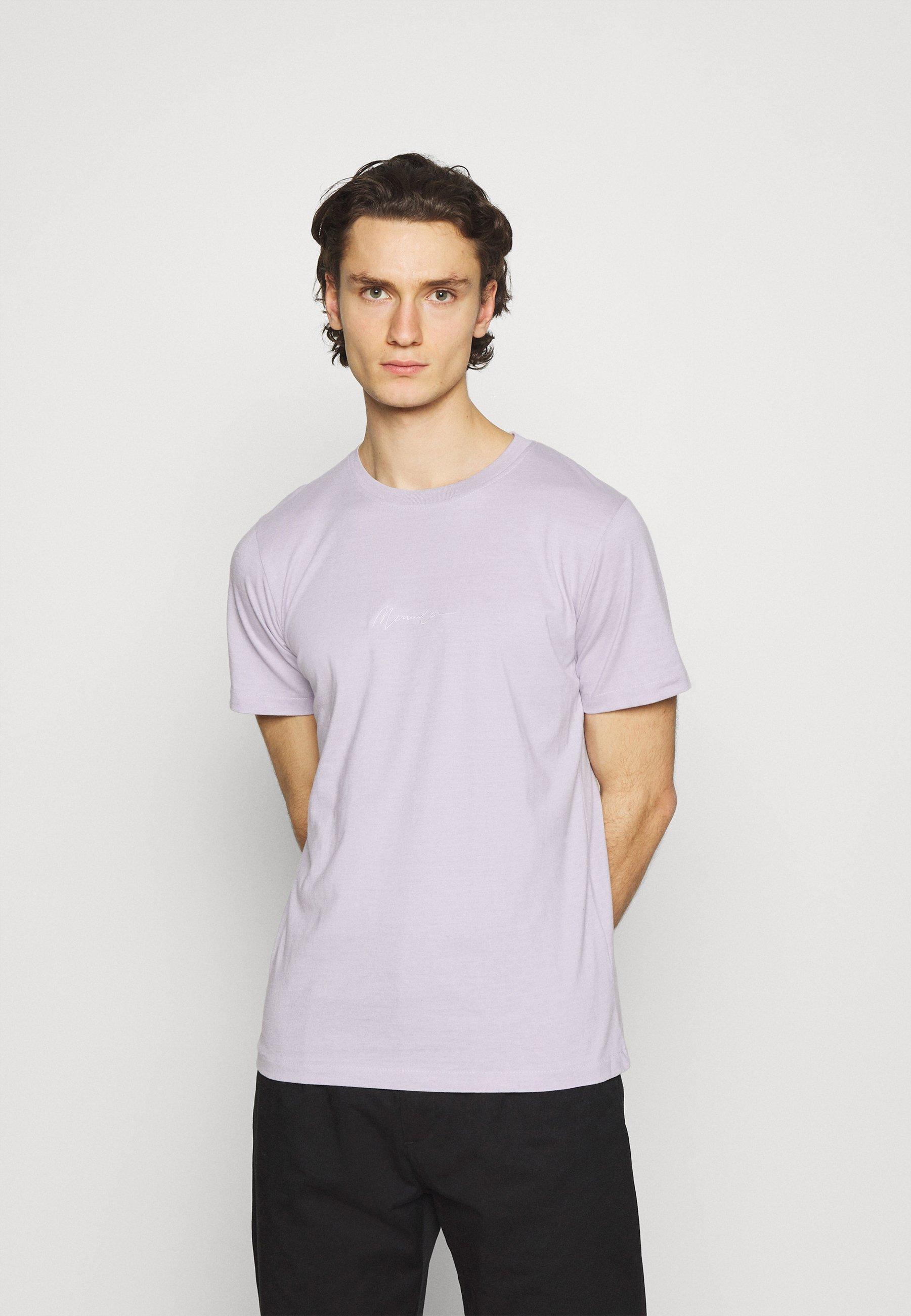 Men UNISEX ESSENTIAL DROP SHOULDER SS T SHIRT - Print T-shirt