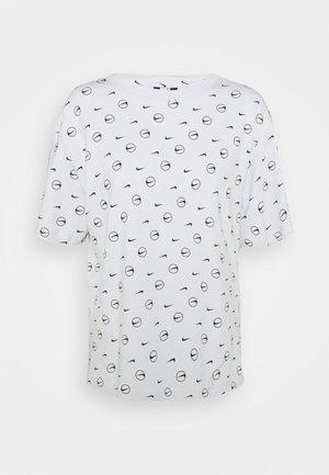 TEE - Camiseta estampada - pure platinum