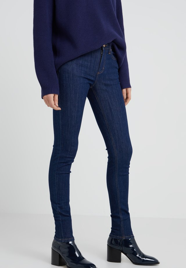 PATTI  - Jeansy Skinny Fit - rinse blue