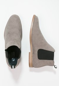 YOURTURN - Classic ankle boots - grey - 1