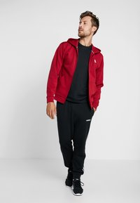adidas Performance - FREELIFT SPORT ULTIMATE SPORT T-SHIRT - T-shirt de sport - black - 1