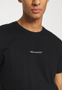 Denim Project - MOJO TEE - Print T-shirt - black - 4