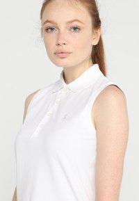Polo Ralph Lauren Golf - STRETCH VISDRY - Polo shirt - pure white - 4