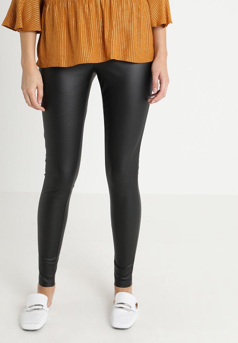 Modström - AVA - Leggings - Trousers - black