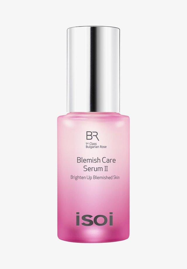 BULGARIAN ROSE BLEMISH CARE SERUM II - Serum - -