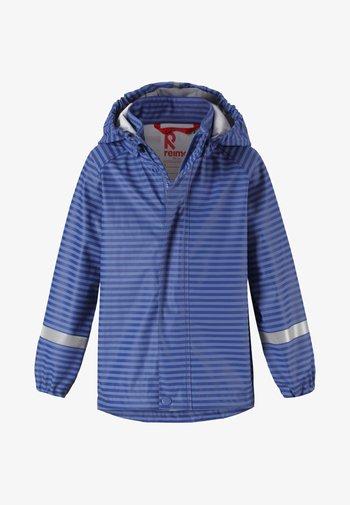 VESI  - Waterproof jacket - denim blue