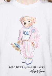 Polo Ralph Lauren - MAGIC - Bluza - white - 5