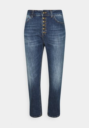 PANTALONE KOONS GIOIELLO - Relaxed fit jeans - blue denim