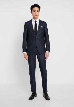 SUIT SLIM FIT - Suit - bleu