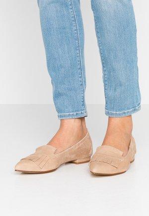 PARKER - Scarpe senza lacci - sable