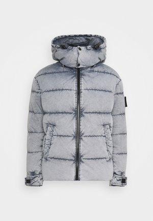 W-EVACID-A JACKET - Down jacket - whashed indigo