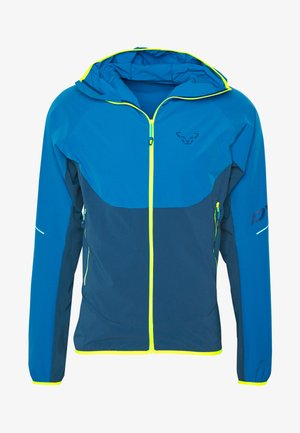 TRANSALPER - Outdoorjacke - mykonos blue