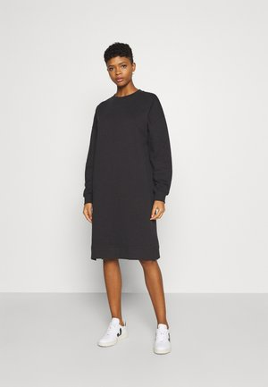 RILEY DRESS - Korte jurk - off-black