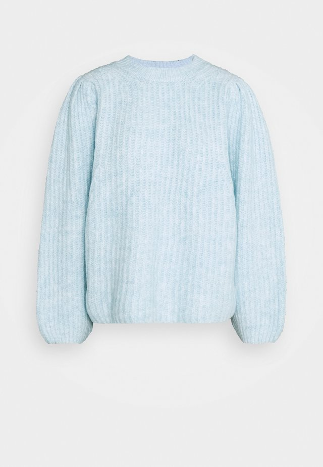 STATEMENT MID - Strikpullover /Striktrøjer - blue