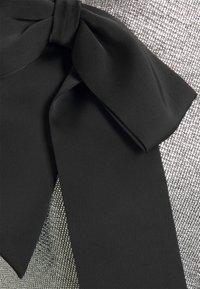 Lauren Ralph Lauren - LONG GOWN - Occasion wear - dark grey/silver - 5