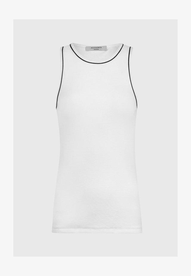 FREYLA VEST - Top - white