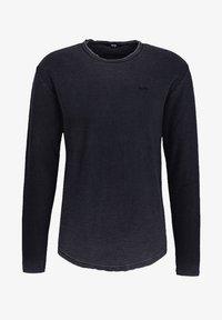 Tigha - Sweatshirt - vintage black - 4