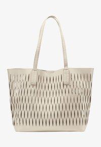 usha - SHOPPER - Tote bag - hellgrau - 1
