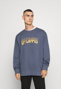 Mennace - OFF CAMPUS - Sweatshirt - navy - 0
