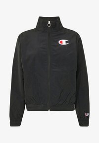 FULL ZIP - Training jacket - black