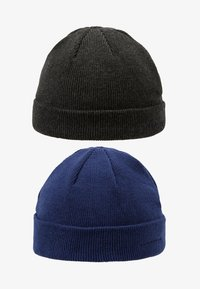Pier One - Bonnet - dark gray/dark blue - 3