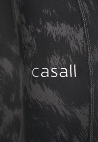 Casall - AWAKE PRINTED - Punčochy - passion grey - 2