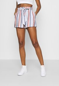 Hollister Co. - CHAIN SOFT - Shorts - multi-coloured - 0