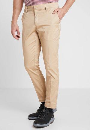 SLENDER - Chino kalhoty - deep birch