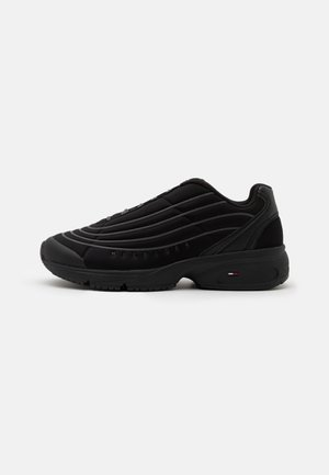 HERITAGE MIX REFLECTIVE - Trainers - black