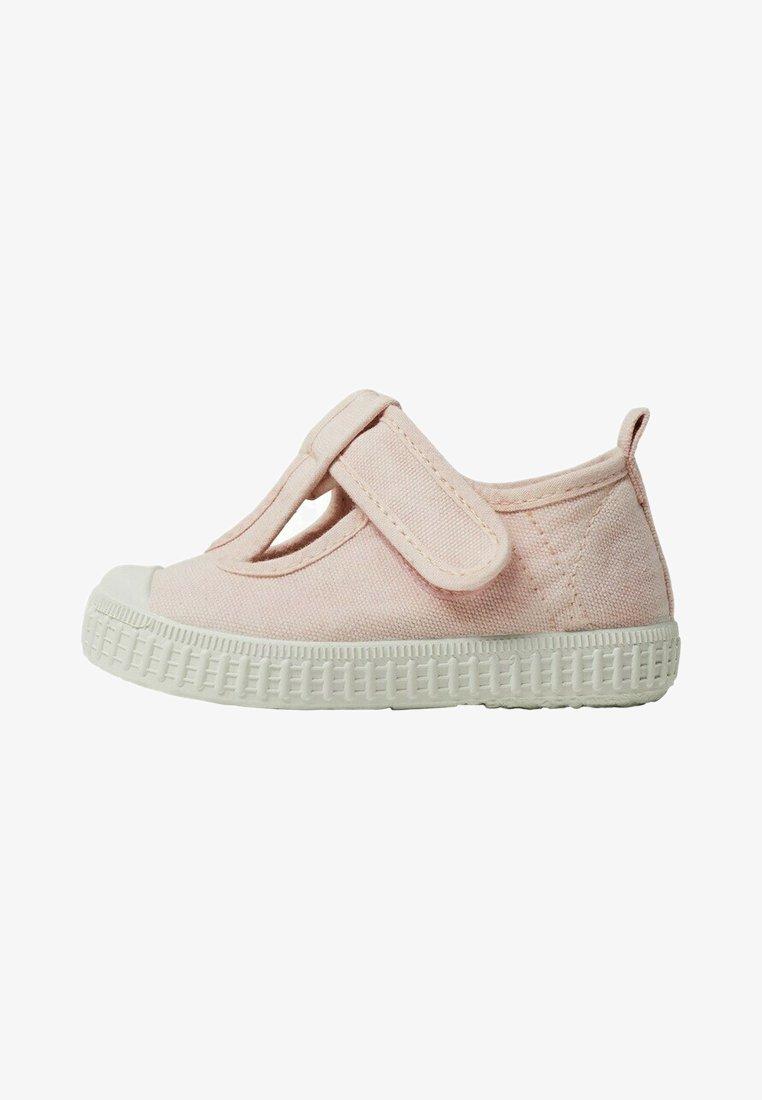 Mango - AURORA - Touch-strap shoes - rose clair