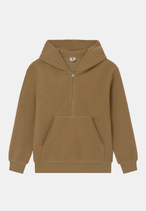 UNISEX - Fleece jumper - beige dark