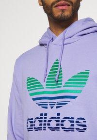 adidas Originals - OMBRE UNISEX - Sweatshirt - light purple - 4