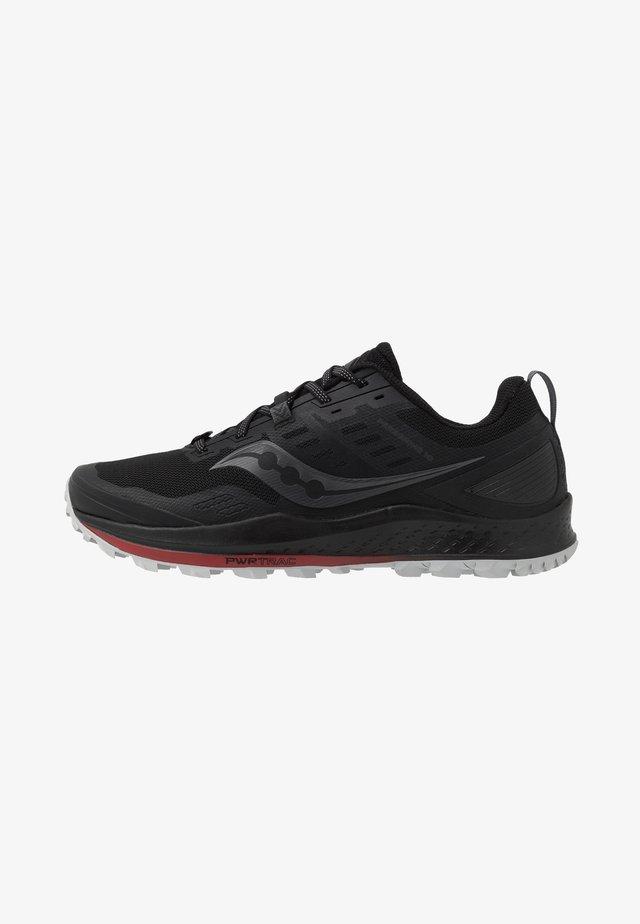 PEREGRINE 10 - Chaussures de running - black/red