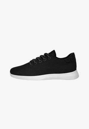 Sneakers laag - raven