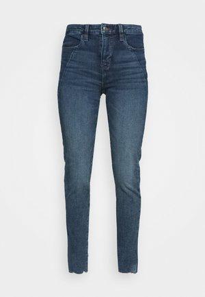 SUPER HI RISE DREAM - Jeans slim fit - rocky blue