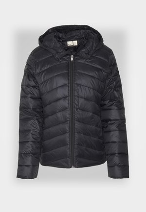 COAST ROAD HOODED - Lett jakke - anthracite