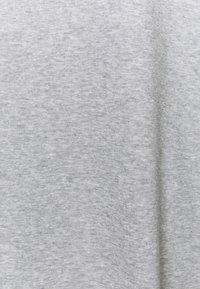 Noisy May Tall - NMHELENE DRESS - Day dress - light grey melange - 2
