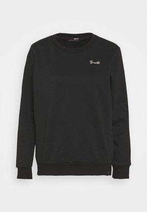 FARONA WOMEN - Sweater - black