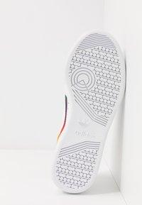 adidas Originals - CONTINENTAL 80 - Sneakersy niskie - footwear white/core black - 5
