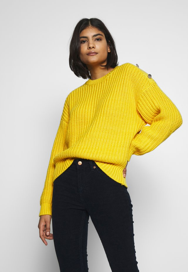 WHTNEE - Jumper - yellow