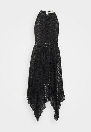 HALTER CHAIN - Cocktail dress / Party dress - black