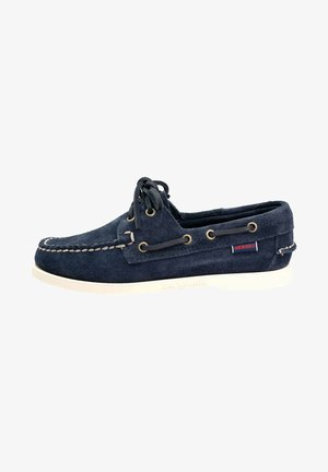 PORTLAND FLESH OUT  - Boat shoes - blue navy
