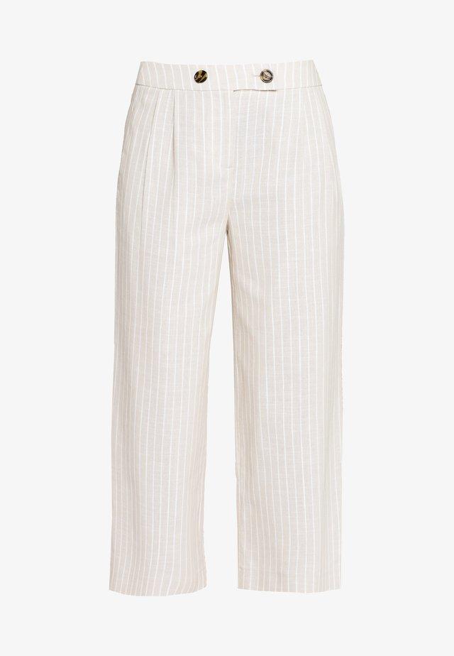 FRJALINEN PANTS - Kalhoty - cement mix