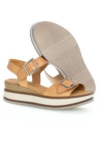 Gabor - Platform sandals - shell - 2