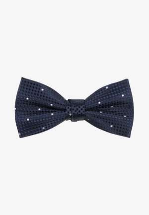 JACSANTANDER BOW TIE - Butterfly - dark blue