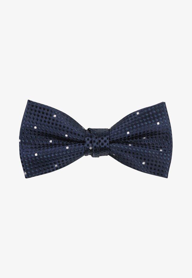 JACSANTANDER BOW TIE - Bow tie - dark blue