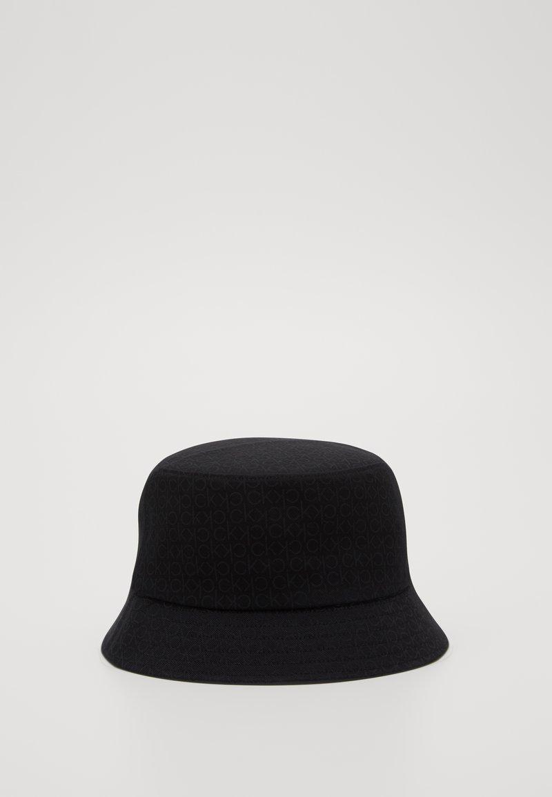 Calvin Klein - MONO BLEND BUCKET - Hatt - black