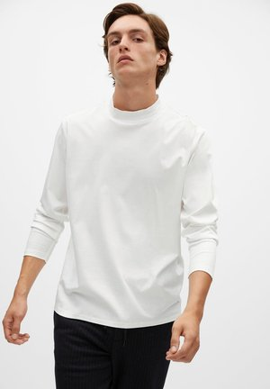 KASTOR - Long sleeved top - blanc