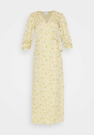VIBELLA DOLETTA MIDI DRESS - Robe longue - sunlight